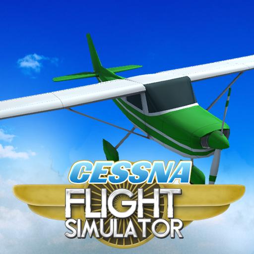 Cessna Flight Simulator Game