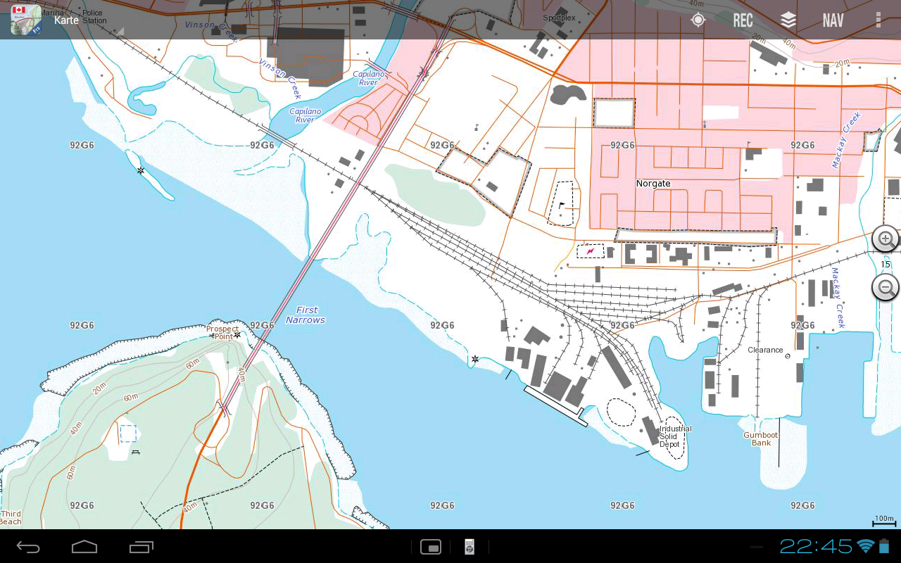 how to cache google maps for offline use