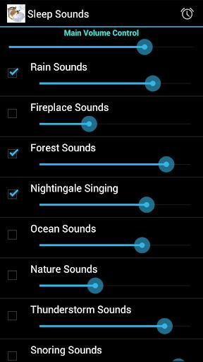 睡眠的聲音