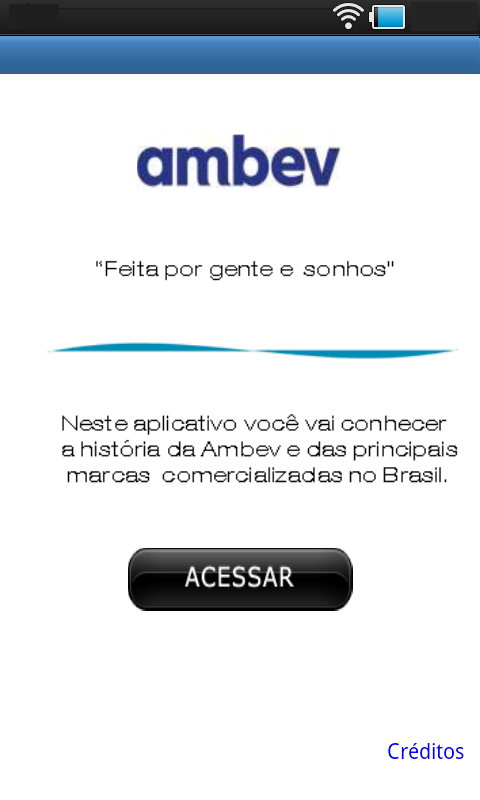 Mundo Ambev - screenshot