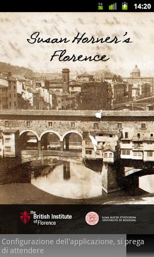 Susan Horner's Florence