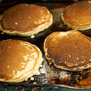 Marisa's version of Mo's Famous Pancakes.