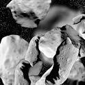 Asteroids Full Live Wallpaper icon