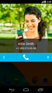 Call Confirm- screenshot thumbnail
