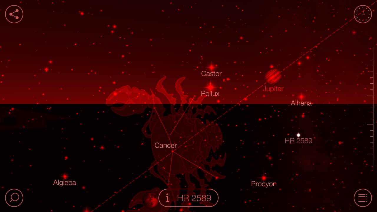 Star Walk - Astronomy Guide screenshot #24