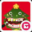 Tiny Dentist Christmas icon