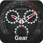 Watch Face Gear - Motor3