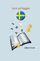 Screenshot of enigmWord Svenska