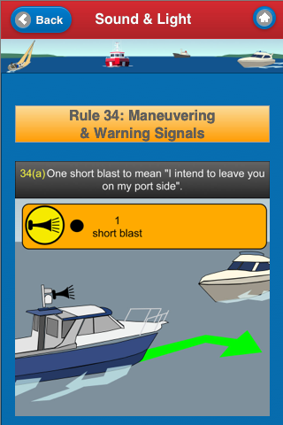 Navigation Rules Inland- screenshot
