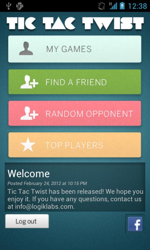 Tic Tac Twist - Donate - screenshot