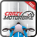 Crazy Motorbike Free icon