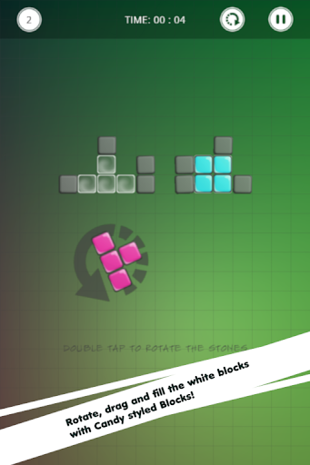 Brixx - Candy Block Puzzle