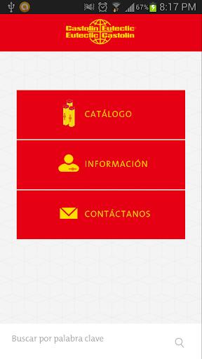 Catálogo Eutectic México