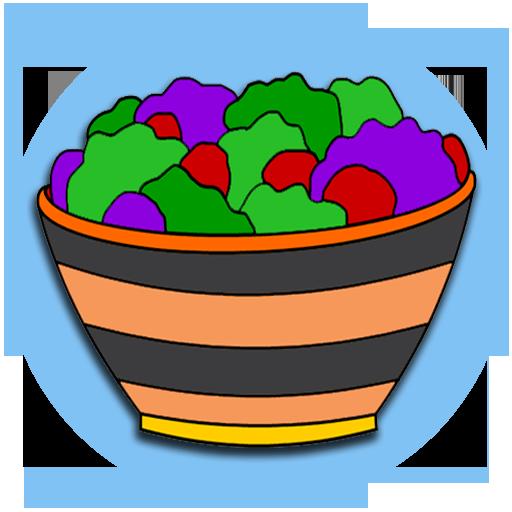 沙拉食谱 生活 App LOGO-硬是要APP