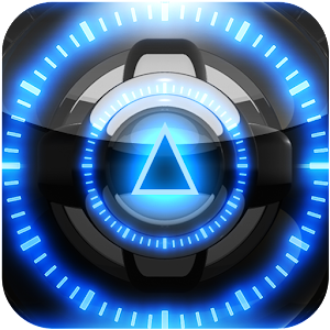 clock widget glow magic 娛樂 LOGO-玩APPs