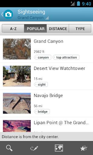 Arizona Guide by Triposo  screenshots 5