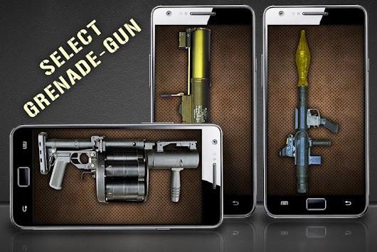 Grenade Gun Simulator apk screenshot