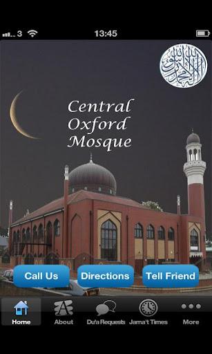 Central Oxford Mosque