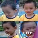 Combine 8 Photos for 4R Lite logo