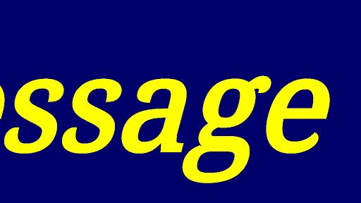 免費下載工具APP|Message Scroller Pro app開箱文|APP開箱王