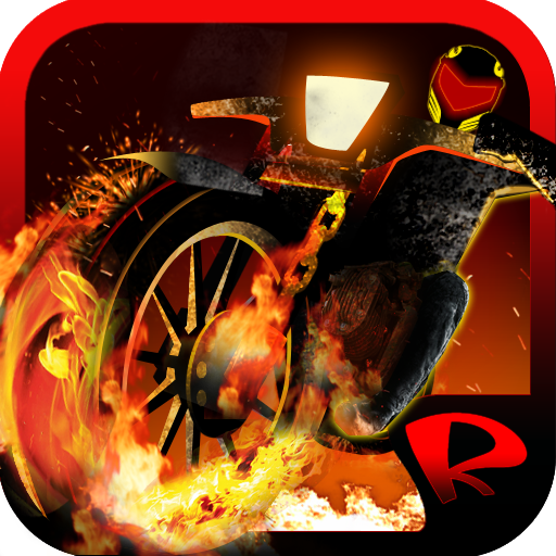 希尔赛车 - Hill Motor Racing 賽車遊戲 App LOGO-硬是要APP