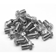 E3D v6 Extra Nozzle - Stainless Steel - 3.00mm x 0.80mm