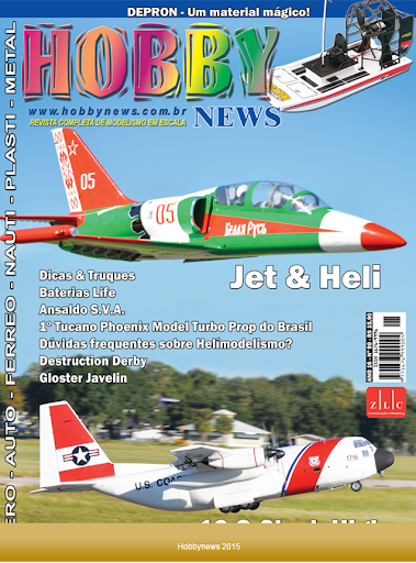 Revista Hobby News