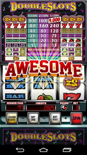 Double Slots 2x Slot Machine