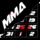 MMA Calendar
