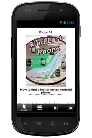 【免費書籍App】Find My Android Phone Guide-APP點子