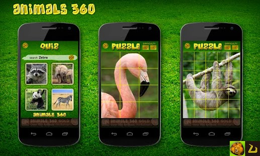Animals 360- screenshot thumbnail
