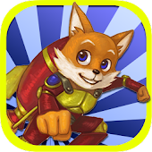 Fox Tales: Rocket Run
