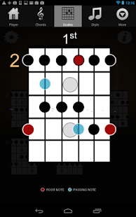 Guitar Jam Tracks Scales Buddy- screenshot thumbnail
