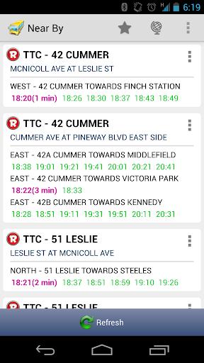 Toronto - Next Bus GTA 2.2 screenshots 1