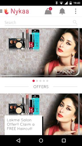Nykaa - Beauty Shopping App