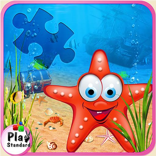 解謎App|海の神秘 LOGO-3C達人阿輝的APP