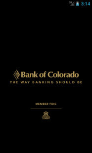 Bank of Colorado - screenshot thumbnail