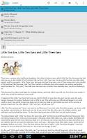 Screenshot of English bedtime stories [free]
