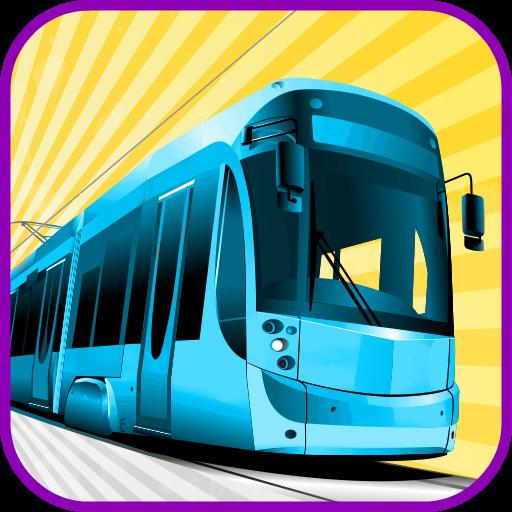 列車ゲーム 模擬 App LOGO-硬是要APP