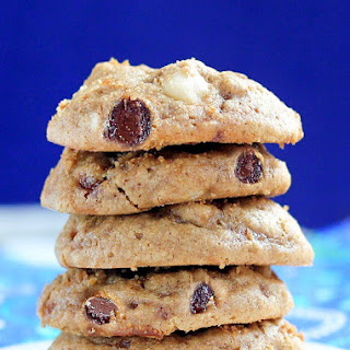 Healthy Chocolate Chip Cookies.