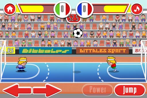 五人制足球游戏