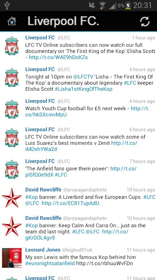 liverpool fc android - photo #47