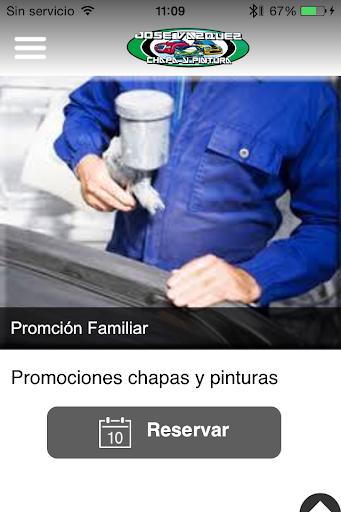 Chapas y Pinturas La Linea