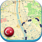 Turkey offline Map Guide News
