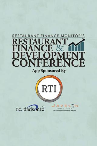 2013 Restaurant Finance