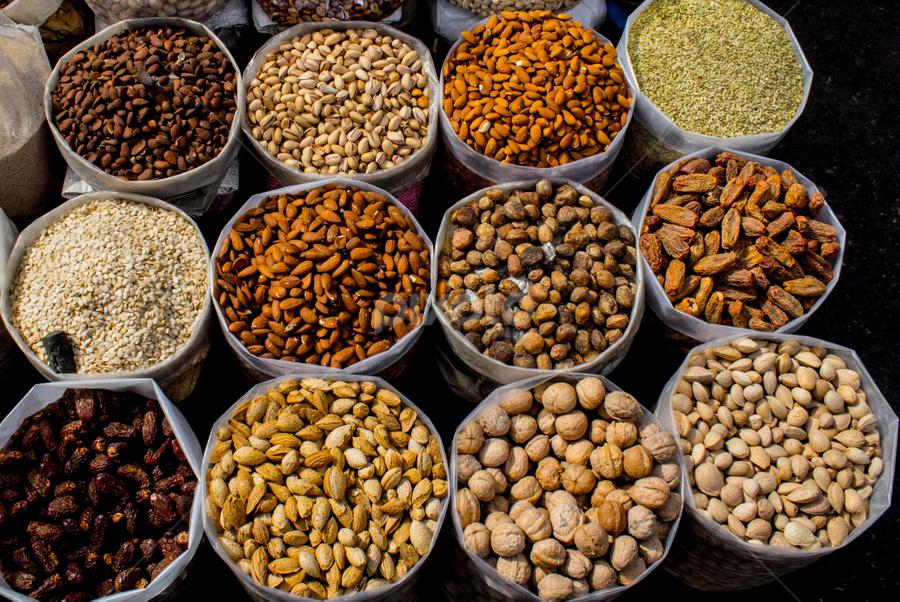 Dry Fruit  by Ahmed Bhutta - Food & Drink Ingredients