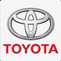 My Toyota icon
