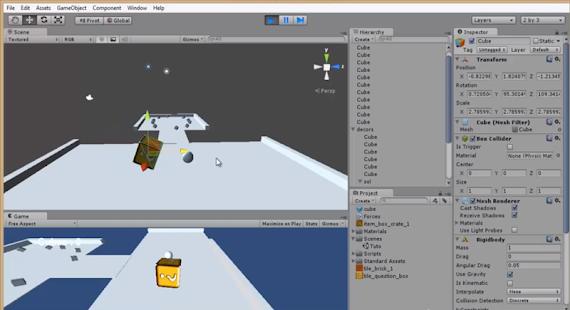 Unity3D Tutoriels