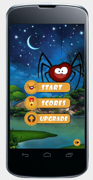 Spider Run- screenshot
