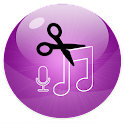 Music cutter, Play Mp3 icon